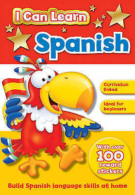 I Can Learn: Spanish, , Excellent Book • 5.68£