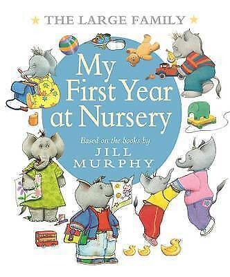 £4.99 • Buy The Large Family: My First Year At Nursery, Jill Murphy, New Book