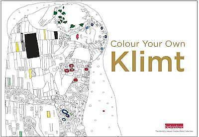 $ CDN11.53 • Buy Colour Your Own Klimt (Colouring Books), Not Known, New Book