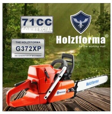 View Details Farmertec G372XP 71cc Chainsaw, Compatible With Husqvarna 372, Advance Order • 334.98£
