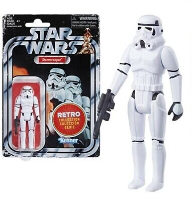 AU29 • Buy Star Wars The Retro Collection Stormtrooper 3 3/4  Action Figure