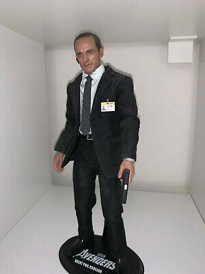 $ CDN290.93 • Buy Hot Toys MMS189 - Agent Phil Coulson - 1/6 Figure Marvel's Avengers SHIELD