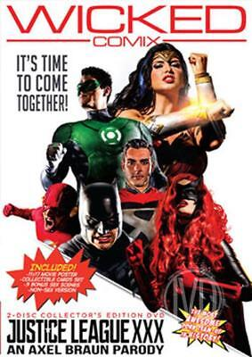 $ CDN92.55 • Buy Autographed ROMI RAIN & JESSICA DRAKE JUSTICE LEAGUE DVD COVER W/ PIC PROOF!