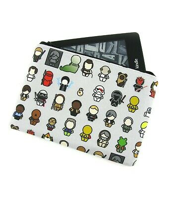 AU26 • Buy Star Wars Character Kindle Padded E-Reader Case, Paperwhite Sleeve, Amazon Oasis
