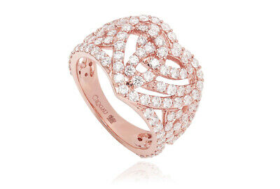 NEW Clogau Rose Gold 18ct Gold Eternal Love £2140 OFF! SIZE P DISCONTINUED! • 2,160£