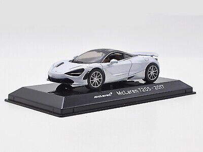 AU26.22 • Buy 1/43 Scale McLaren 720S Coupe 2017 White Diecast Car Model Collection Toy