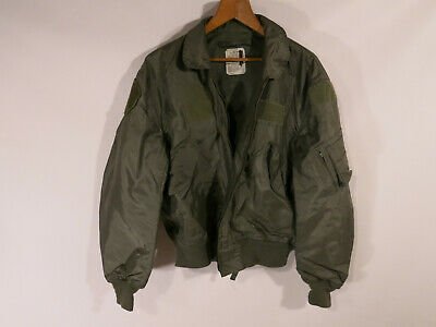 $ CDN133.45 • Buy VTG Men's Large Flyer's Jacket Summer Fire Resistant CWU 36P Summer