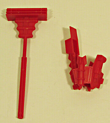 $9 • Buy Vintage Motu Masters Of The Universe Zoar & Screech Perch (no Stand) And Armor