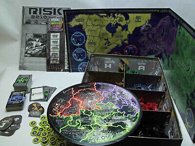 $12.99 • Buy RIsk 2210 AD Avalon Hill Near Complete 2001