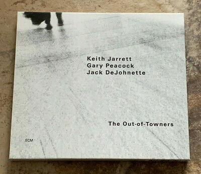 Keith Jarrett -the Out-of -towners ( Ecm 2004 Cd) • 6.99£
