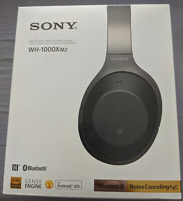 $ CDN244.55 • Buy Sony Wh-1000xm2 Hi-res Noise-cancelling Bluetooth-nfc Stereo Headphones