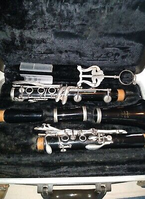 $50 • Buy Bundy Selmer  Resonite Clarinet With Hard Case