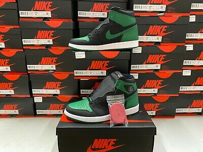 $225.99 • Buy Nike Air Jordan 1 Retro High OG  Pine Green  Black Shoes 555088-030 Men's & GS
