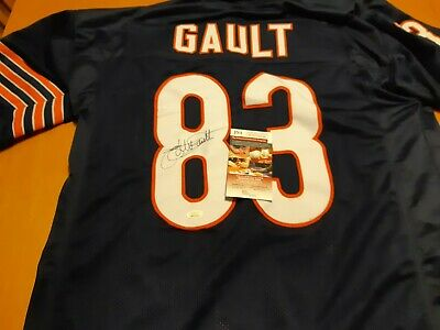 $ CDN50 • Buy Willie Gault, Bears Autographed Jersey, JSA Authenticated, 85 Bears Super Bowl