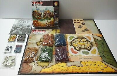 $24.66 • Buy RISK GODSTORM Game 2004 Avalon Hill Wizards Of The Coast NEW OPEN BOX FAST SHIP