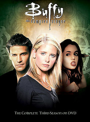 $4.80 • Buy Buffy The Vampire Slayer  - The Complete Third Season [Slim Set]