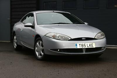 1999 FORD COUGAR 2.5 24v MANUAL ONLY 86000 FSH STUNNING CONDITION  • 1,750£
