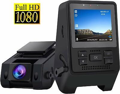 AU38.47 • Buy Awesafe Dash Camera For Cars Recorder Night Vision Wide Angle, Motion Detection