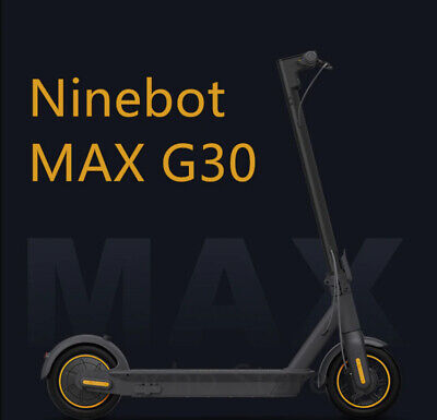 AU999 • Buy Segway Ninebot Max G30 Electric Scooter 65KM Mileage APP OLED Display AUS Stock