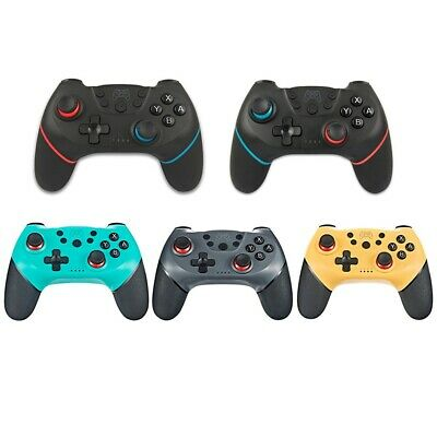 $16.29 • Buy Wireless Pro Controller Gamepad Joystick Gaming Handle Grips For Nintendo Switch