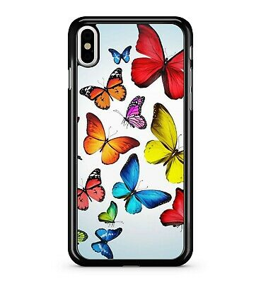 $ CDN13.73 • Buy Glamorous Colourful Fluttering Majestic Butterflies Pattern Phone Case Cover