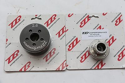AU127.81 • Buy ZZPerformance M90 3.8L 3800 Modular 2.6  Supercharger Pulley System W/ Hub