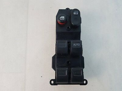 £24 • Buy Honda Jazz Gd Mk1 01-08 5dr Front Driver Window Switch Buttons 35750-saa-e110-m1
