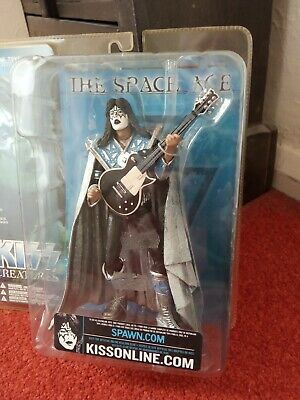 KISS Ace Frehley Creatures Of The Night McFarlane Toys Figure Still In Package • 25£