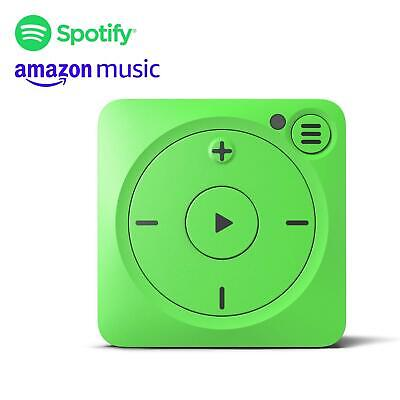 AU114.56 • Buy New Mighty Vibe -Green- Spotify And Amazon Music Player