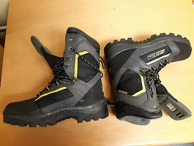$ CDN211.39 • Buy Klim AdrenaLine Gore-Tex Insulated Snowmobile Boots - US Size 9