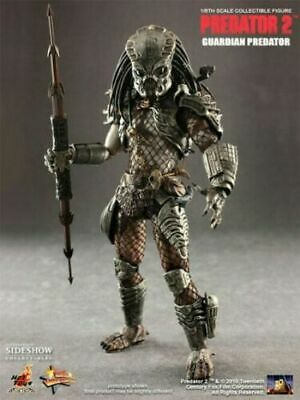 $ CDN599.99 • Buy Hot Toys GUARDIAN Predator 2 - 14  1/6 Scale Sideshow 900992 MMS 126 NEW SEALED