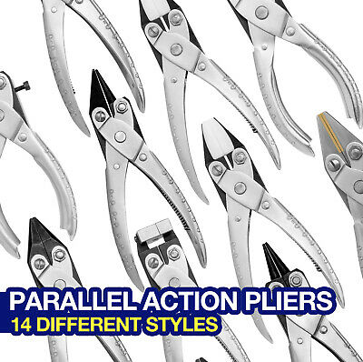 Parallel Action Pliers - Choose From 14 Different Types • 13.49£