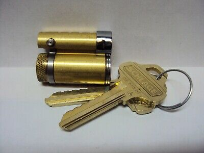 $35.99 • Buy Schlage Everest LFIC Interchangeable Core Lock Cylinder W/keys High Security