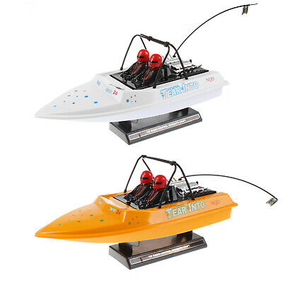 $ CDN68.31 • Buy Remote Control Tear Into Racing Jet Boat RC Speed Boat