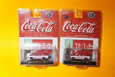 $ CDN60 • Buy M2 Machines Coca-cola Chase Datsun Bluebird 1600sss