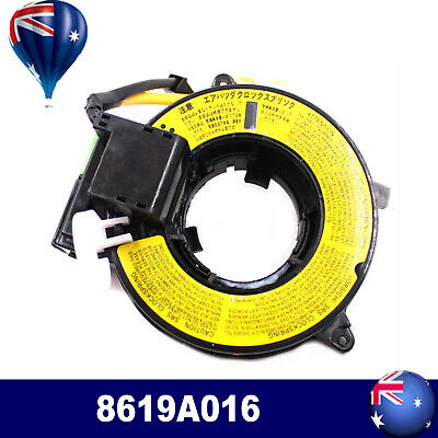 AU27.44 • Buy OE 8619A016 Clock Spring Clockspring Spiral Cable FITS Mitsubishi Pajero NM NP