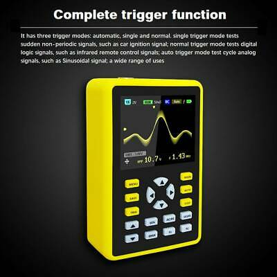 Handheld Digital Oscilloscope 5012H IPS LCD Display DSO 2.4  100MHz 500MS/s • 68.71£