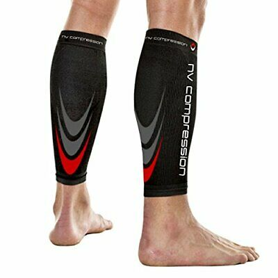 NV Compression 365 Calf Guards / Sleeves (Pair) 20-30mmHg Sports Recovery • 14.97£