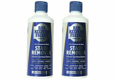 £6.45 • Buy Bar Keepers Friend Universal Multi Surface Cleaner Stain Remover Powder (Pack Of