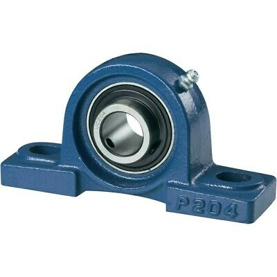 Ucp206 30mm Bore Np30 Pillow Block Housing Unit Bearing Complete - High Quality • 9.99£