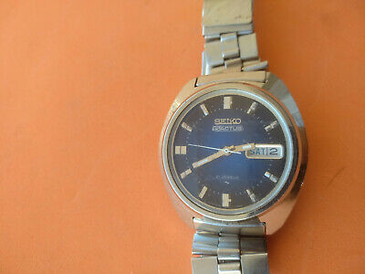 $ CDN238.64 • Buy Vintage Seiko 5 Actus 7019-7350 Automatic 21 Jewels Mens Watch_405