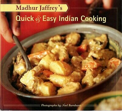 £10.90 • Buy Quick & Easy Indian Cooking By Madhur Jaffrey