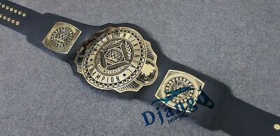 £125.10 • Buy WWE New Intercontinental Championship Belt Adult Size 100% Leather ( Replica )