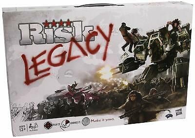 $64.99 • Buy Risk: Legacy Board Game SEALED UNOPENED FREE SHIPPING