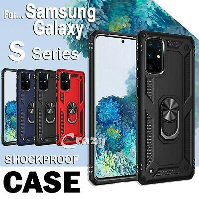 AU9.99 • Buy For Samsung Galaxy S20 S21 Ultra S8 S9 S10 Plus Shockproof Heavy Duty Case Cover