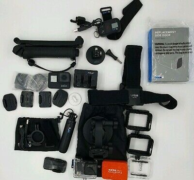 AU700 • Buy GoPro Hero7 Black Action Camera Mega Pack
