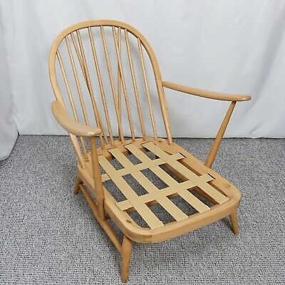 Ercol Windsor 203 Armchair Refinished Authentic Vintage Excellent Condition ✤ • 563£