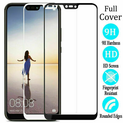 Huawei P10 P20 P30 Pro Lite TPU Hydrogel Film Screen Protector Cover Glass  • 1.99£