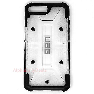 AU32.64 • Buy UAG IPHONE 6 6s 7 8 PLUS Rugged Protective Case Ice Clear Plasma Drop Proof