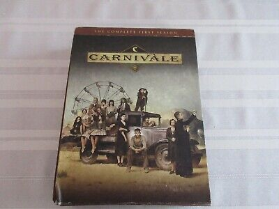 Carnivale The Complete First Season On Dvd • 7.87£